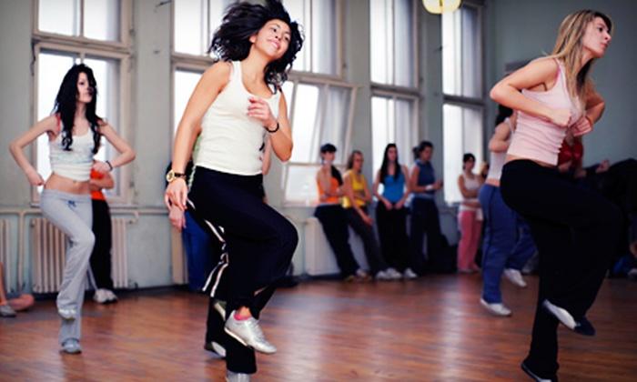 Work It, Girl! Dance Fitness - Jefferson City: 5 Pole-Fitness Classes or 10 Zumba Classes at Work It, Girl! Dance Fitness