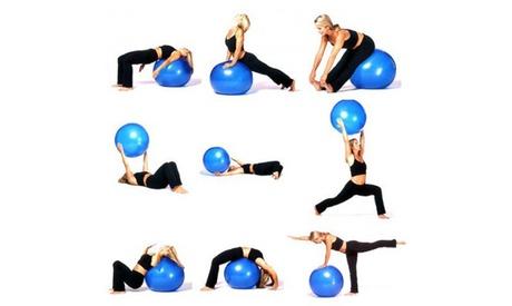 Palla psicomotoria per ginnastica disponibile in 3 colori