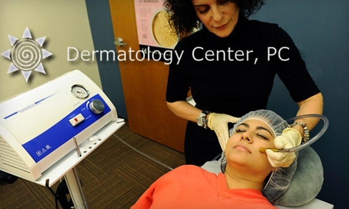 Dermatology Center - Tucson: $49 for Two DiamondTome Microdermabrasion Treatments at the Dermatology Center ($170 Value)