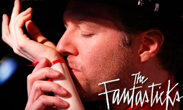 """The Fantasticks - Astoria: $38 for One Orchestra-Level Ticket to see """"The Fantasticks"""" on Broadway ($75 Value)"""