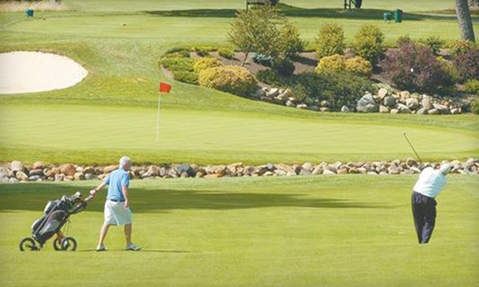 Ballston Spa Country Club - Ballston Spa: $34 for One Round of Golf with Cart at Ballston Spa Country Club