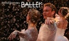 Montgomery Ballet - Montgomery: $12 for a Side Orchestra Level Seat to The Nutcracker at Montgomery Ballet ($25 value)