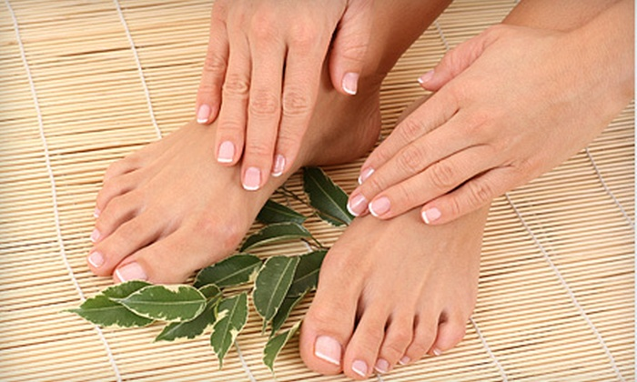Monkey Bizness Salon and Day Spa - Heller Park: Nail Services from Linda at Monkey Bizness Salon and Day Spa (Up to 51% Off). Four Options Available.