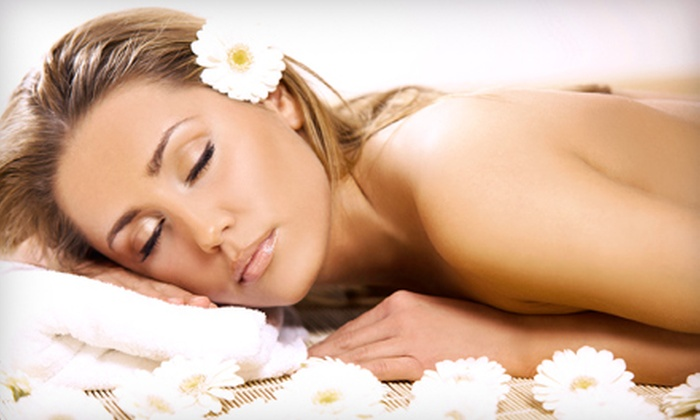Rosaline's Skin Care & Spa - Washington Square: $99 for One-Hour Aromatherapy Massage and 75-Minute Luxury Facial at Rosaline's Skin Care & Spa ($205 Value)