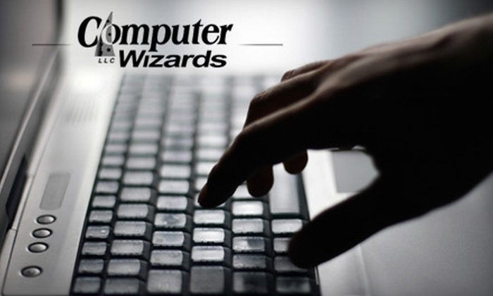 Computer Wizards, LLC - Airline/Jefferson: $50 for $100 Worth of Services from Computer Wizards, LLC