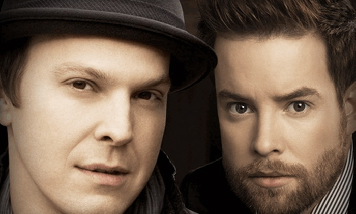 Gavin DeGraw and David Cook - Sharpstown: Two or Four Tickets to See Gavin DeGraw and David Cook at the Arena Theatre on October 29 at 8 p.m. (Up to 62% Off)
