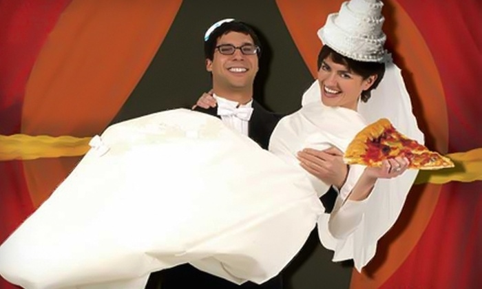 """Pancake Cafe - Fitchburg: $19 for One Ticket to """"Sweet-Cannoli Nuptials"""" Dinner Theater at Pancake Cafe (Up to $65 Value)"""