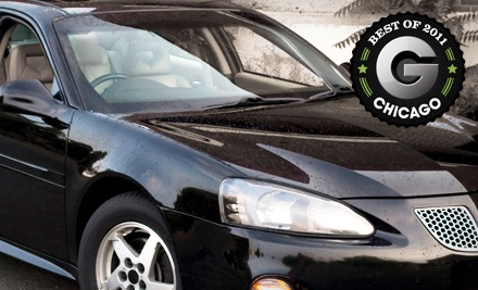 3 Hand Washes for a Car (a $45 value) - Spex Car Wash in Evanston