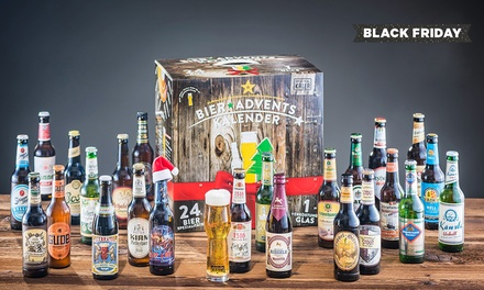 Beer Advent Calendar with 24 Beers for £49.99 With Free Delivery