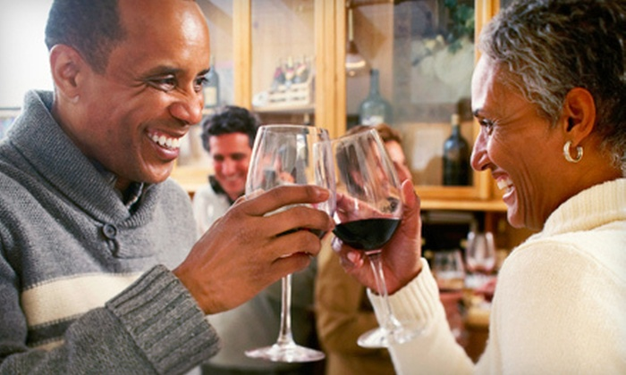Corkscrews - Old Town Meridian: Wine-Flight Package for Two or Four at Corkscrews (Up to 54% Off)