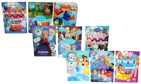 Disney Activity Book Sets (3-Pack) 5d5c6a46-2c49-11e7-af42-00259069d868