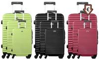 3er-Set Reisekoffer Brazilia in der Farbe nach Wahl