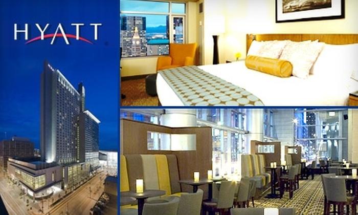 Hyatt Regency Denver - Central Business District: $79 for One Night in a Standard Room at Hyatt Regency Denver (Average $140 Value). Buy Here for Stays Between 4/1 and 4/6. See Below for Additional Dates.