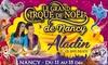 Le Grand Cirque de Noël « Aladin et les 1001 Nuits »