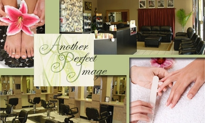 Another Perfect Image - Crestwood: $25 for Manicure and Spa Pedicure at Another Perfect Image