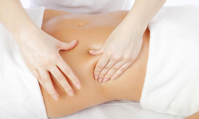 Cloud Nine Massage & Spa - Cloud Nine Massage and Spa: 40-Minute Skinny Massage at Cloud Nine Massage & Spa (Up to 55%Off)