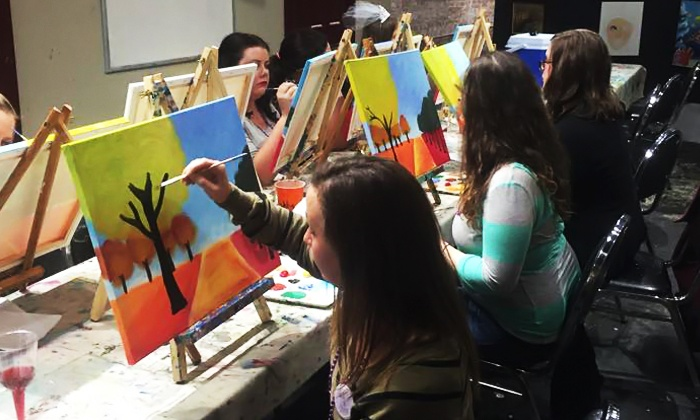 Got Art Gallery on Third - Downtown Lee's Summit: Kids Class or BYOB Art Class for Two at Got Art Gallery on Third (Up to 44% Off)