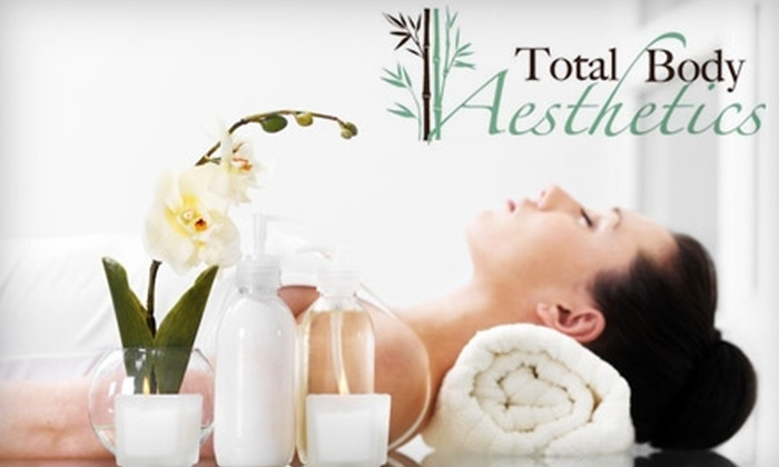 Total Body Aesthetics - Secret Cove: $49 Infrared Body Wrap or Microdermabrasion at Total Body Aesthetics