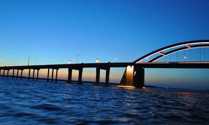 JT's Boat Rentals - Lewisville: $15 for a Public Two-Hour Cruise on Lake Lewisville from JT's Boat Rentals ($30 Value)