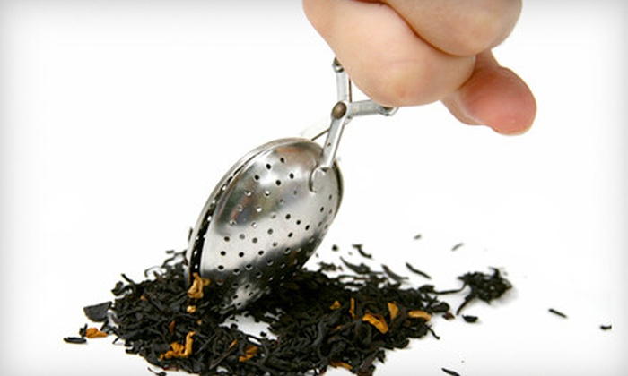 Tea Embassy - Downtown: $10 for $20 Worth of Loose Tea at Tea Embassy