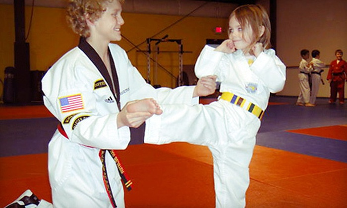 A2 Martial Arts - Sister Lakes: Martial Arts Classes or Summer Camp at A2 Martial Arts (Up to 60% Off). Four Options Available.