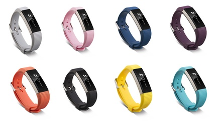 Silicone Band for Fitbit Alta: One ($9) or Two ($14)
