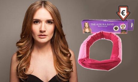 1 o 2 cintas recogedoras de pelo Aurora para las noches Oferta en Groupon