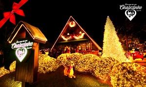 Era uma vez um Chalezinho: Natal no Chalezinho: 1 fondue salgada + 1 fondue doce ou Lindt® para 2 pessoas