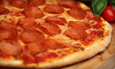 $15 Groupon to The Pizza Joint - The Pizza Joint in Columbia