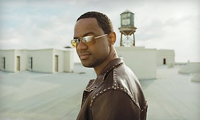 Brian McKnight, Tank, and Avant - Downtown: One Ticket to See Brian McKnight, Tank, and Avant at Chene Park on August 13 at 8 p.m. (Up to $59.80 Value)