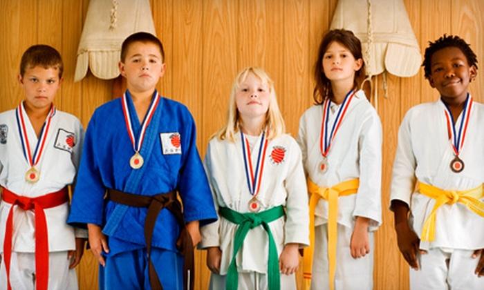 Muay Thai Niagara Combative Arts - Grantham: Children's Martial Arts Classes at Muay Thai Niagara Combative Arts. Three Options Available.