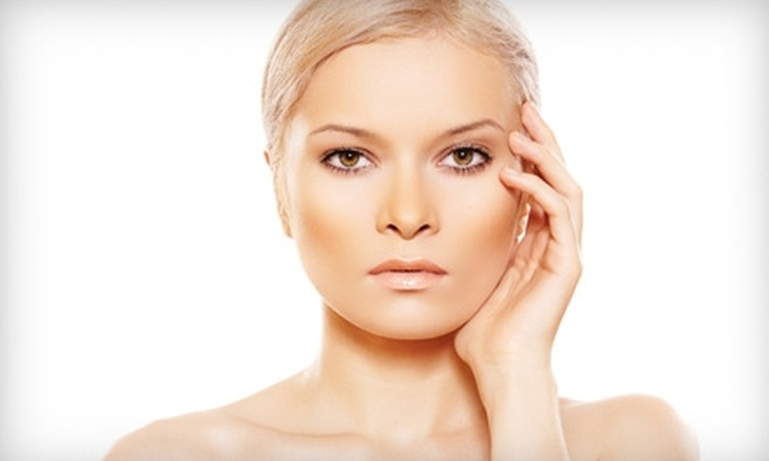 McRae MD Medical Laser Spa - Boerne: $137 for a Microcurrent Face Treatment with Elastin at McRae MD Medical Laser Spa in Boerne ($275 Value)