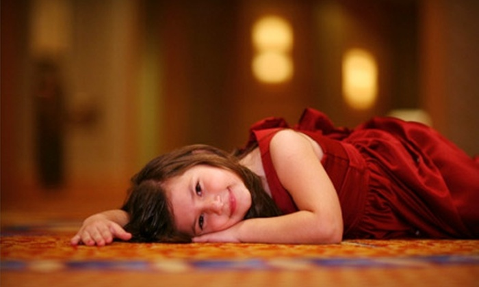 Darla Photography - Potomac: $65 for a Photo-Shoot Package with DVD and Online Viewing from Darla Photography in Potomac ($250 Value)