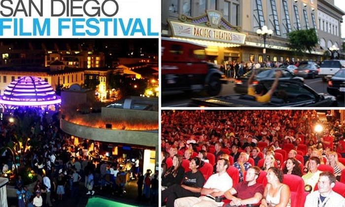 San Diego Film Festival - Gaslamp: $49 for All-Access Festival Pass to the San Diego Film Festival ($129 Value)