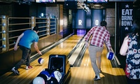 Family Bowling Package with Food and Drinks for Four or Six at Roxy Lanes (Up to 43% Off)