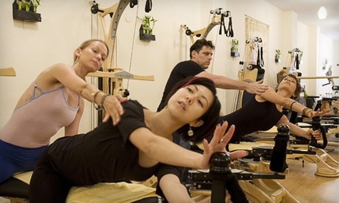 Body Evolution - Manhattan: $45 for Six Gyrotonic Tower Classes at Body Evolution ($132 Value)