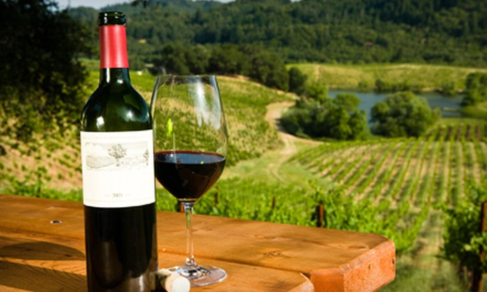 Tour2NV - Soscol: $280 for a Seven-Hour Wine Tour for Up to Six People from Tour2nv (Up to $560 Value)