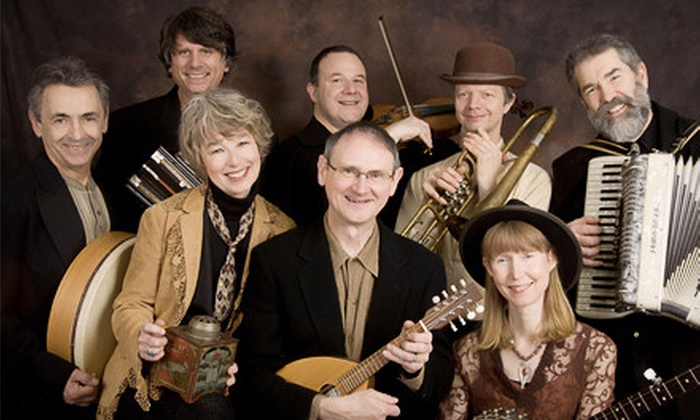 Holidays with The Trail Band: Old-Fashioned Christmas - Brooklyn: One Ticket to Holidays with The Trail Band at the Aladdin Theater on December 8, 9, or 11 (Up to $46.15 Value)