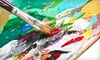 Artist Uncorked - Hilton Head Island: $17 for a Two-Hour BYOB Painting Class at Artist Uncorked ($35 Value)