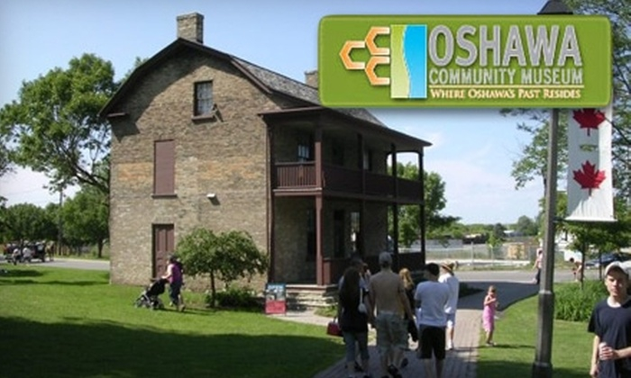 Oshawa Community Museum - Farewell: Oshawa Community Museum Membership Package. Choose from Two Options.