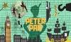 """Entrada a """"Peter Pan"""""""