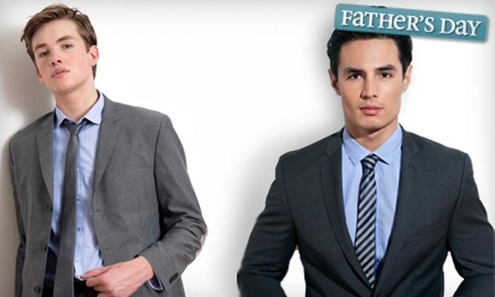 Sean - Multiple Locations: Men's Apparel or One Suit at Sean