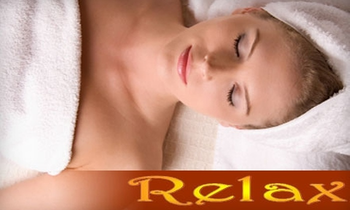 Relax - Norfolk: $24 for a One-Hour Jade Thermal Massage Treatment at Relax ($50 Value)