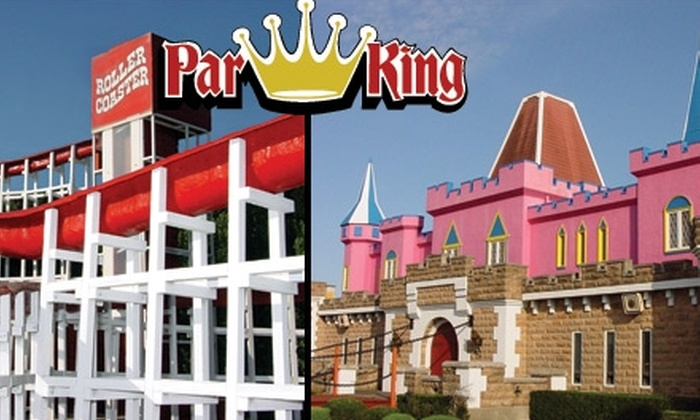 Par-King Skill Golf - Lincolnshire: $5 for 18 Holes of Mini-Golf at Par-King Skill Golf