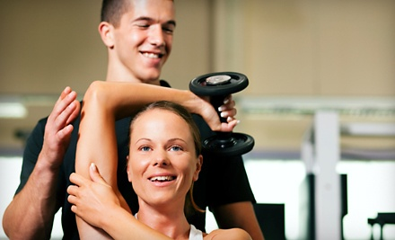Three 50-Minute Personal-Training Sessions (a $207 value) - Health and Longevity Fitness in Grapevine