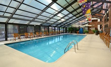 Stay at Comfort Inn University Center in Fairfax, VA. Dates into July.