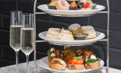 image for Afternoon, Prosecco, Italian or Gentlemen's Tea for Two or Four at Lacey's Bistro (Up to 55% Off)