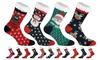 Christmas-Themed Socks