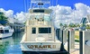 Up to 33% Off Fishing Trip with Corsair Sport Fishing Charters