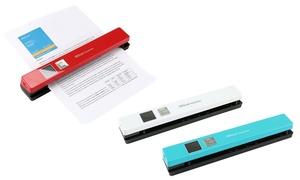 Scanner portable sans fil